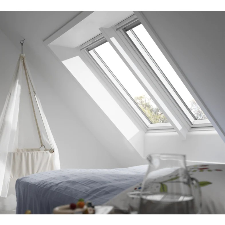 velux ggl sk10 2070 white painted