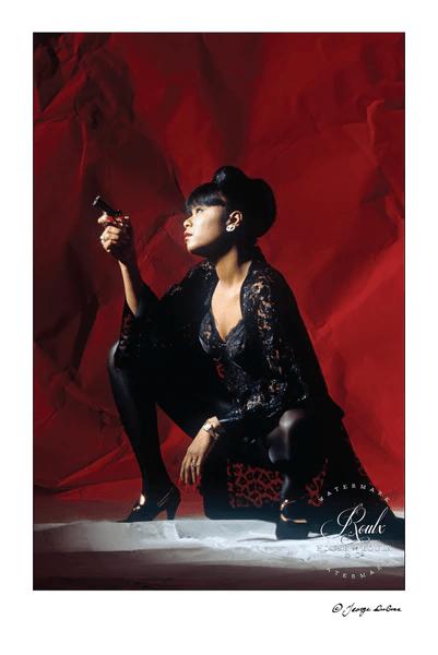 Roxanne Shant by George DuBose  Fine Art Print  House