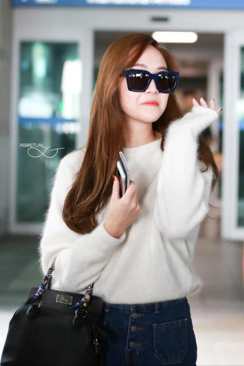 Jessica Jung: The Hallyuwood Rising Idol Fashionista — allkpop THE SHOP