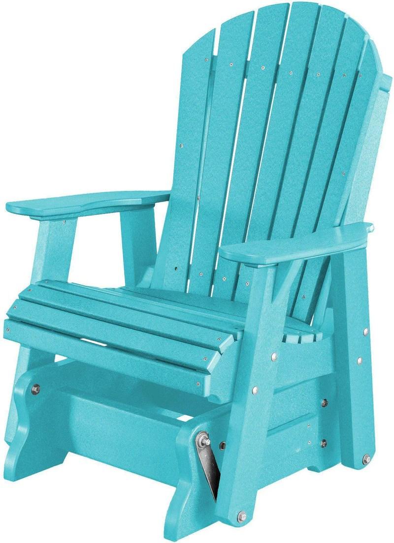 Wildridge Outdoor Adirondack 2Glider Chair Rocking