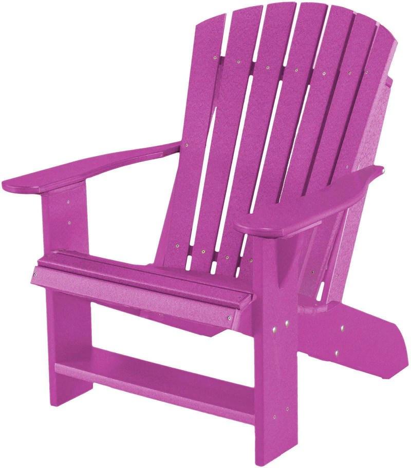 Wildridge Outdoor Poly Heritage Adirondack Chair
