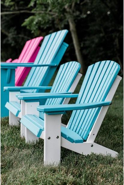 childrens adirondack chair plastic royal botania alura armchair wildridge child custom color rocking furniture outdoor recycled children s ships in 10 14 business days