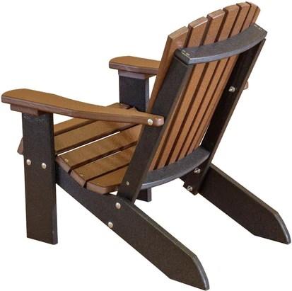 childrens adirondack chair plastic glider canada wildridge child custom color rocking furniture recycled children s