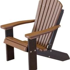 Childrens Adirondack Chair Plastic Grey Accent Chairs Wildridge Child Custom Color Rocking Furniture Recycled Children S
