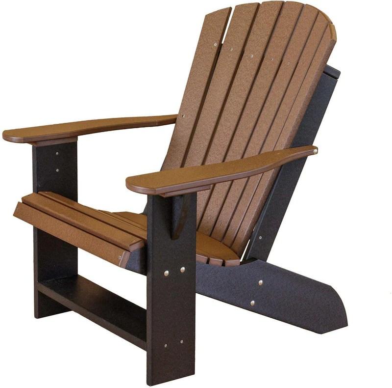 yellow adirondack chairs plastic swing chair lebanon outdoor wildridge lcc-114 poly heritage - rocking furniture