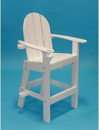 Tailwind Recycled Plastic Small Lifeguard Chair- LG 500 ...