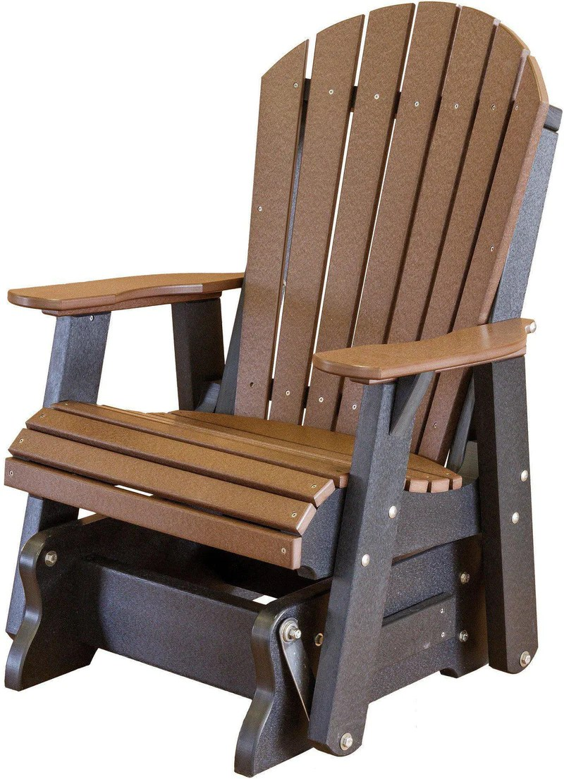 Wildridge Adirondack 2'glider Chair - Rocking Furniture