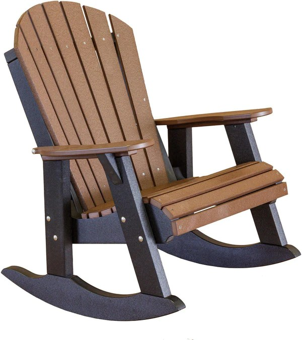 Wildridge Outdoor Heritage Adirondack Rocking Chair