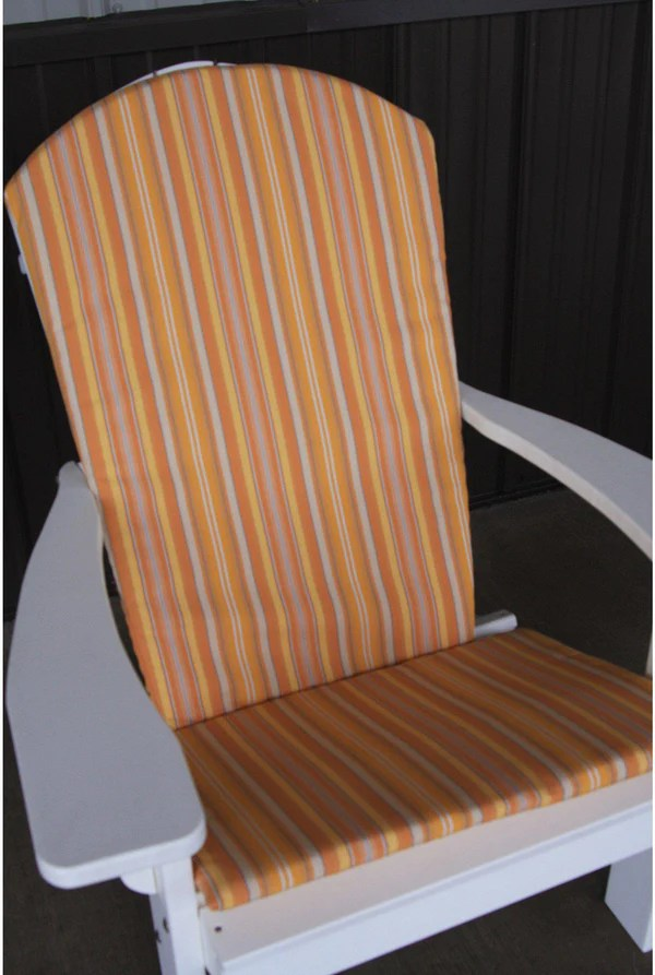 A  L Furniture Sundown Agora 48 x 22 in Chair Cushion