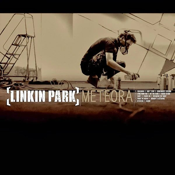 Image result for linkin park meteora