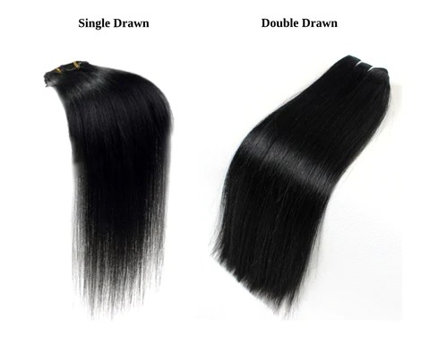 what s the difference between single and double drawn