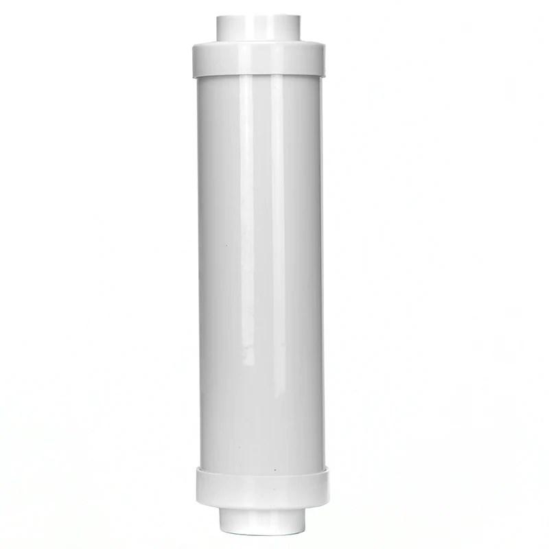 central vacuum exhaust muffler