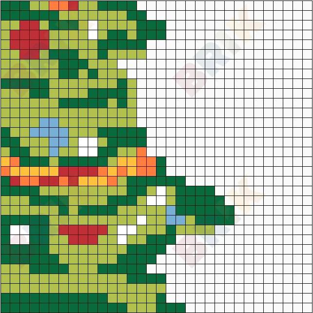 Pixel Christmas Tree Part 4 BRIK