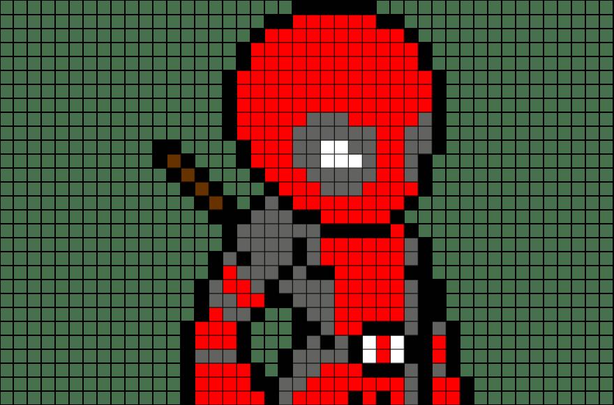 Mod Hero Minecraft Logo Super