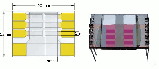 OLED Substrate (Pixelated Anode) Overview – Ossila