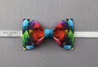 Crazy Bow Tie   Color Mirage - ChicerMan