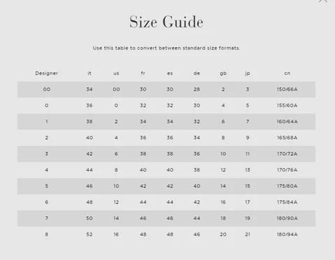 Women   pants it us fr es de gb jp cn also size chart product measurement kr rh magazzino