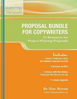 Marketing Mentor's Proposal Bundle for Copywriters
