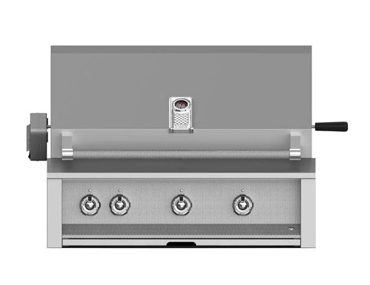 grill kitchen countertop cleaner outdoor islands fridges built in barbecues hestan aspire embr36 36 head natural gas