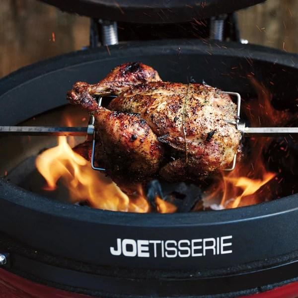Kamado Joe JoeTisserie Rotisserie Kit Accessory