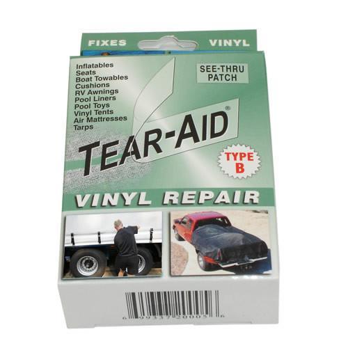 tear repair kit for curtainsiders