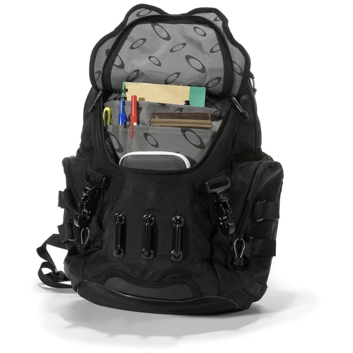 oakley kitchen sink backpack stealth black folding table bathroom backpacks