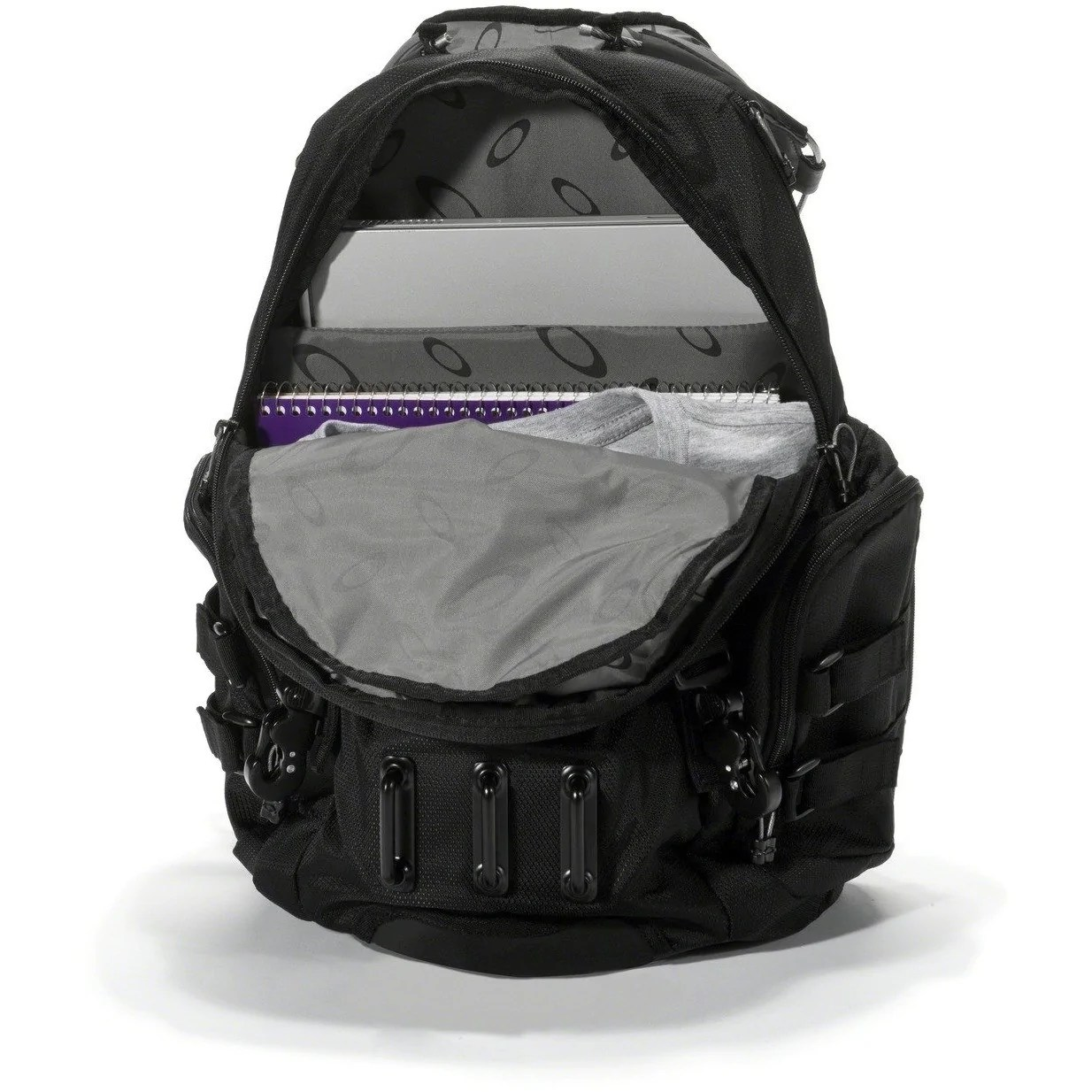 oakley kitchen sink backpack stealth black pantry ikea bathroom backpacks