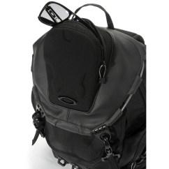 Oakley Kitchen Sink Backpack Stealth Black Clocks Pack Gallo