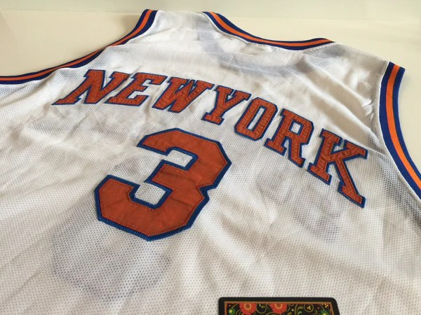 Knicks Away Jersey Color