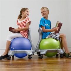 Ball Chair For Kids Vintage Metal Chairs Sale Kp Balance Kit Planete