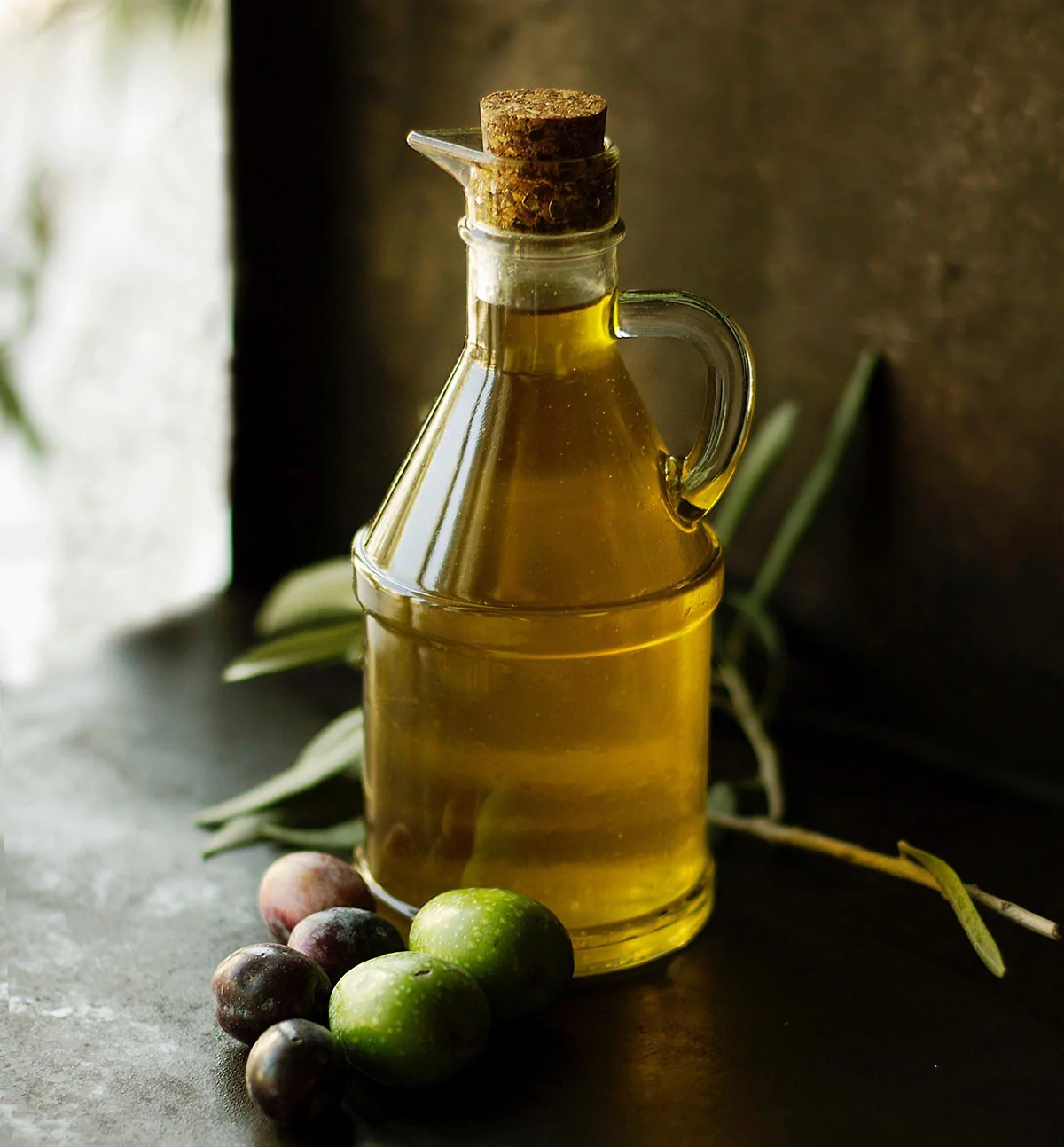 olive oil fat
