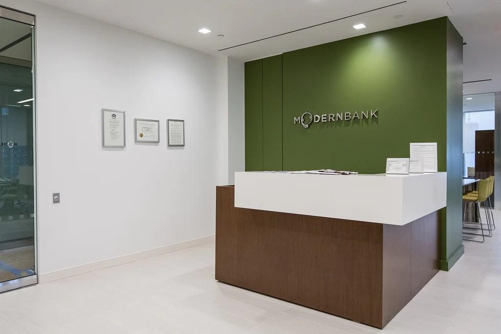 Modern Bank  Office Furniture Heaven