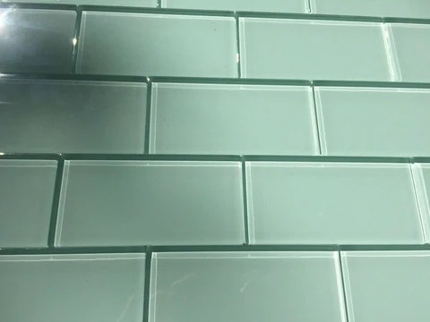 glass tiles for kitchen backsplash custom cabinet doors 3x6 subway tile installation patterns – vicci design