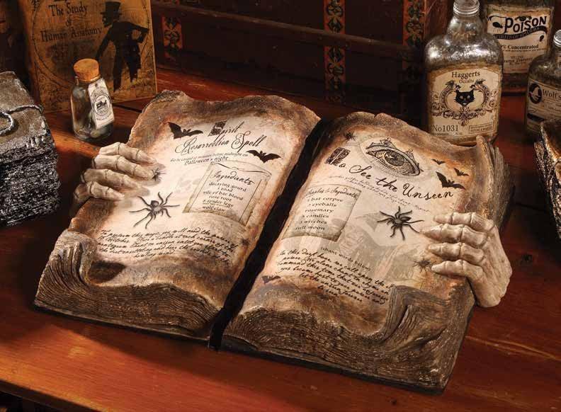 grimoire book of magic