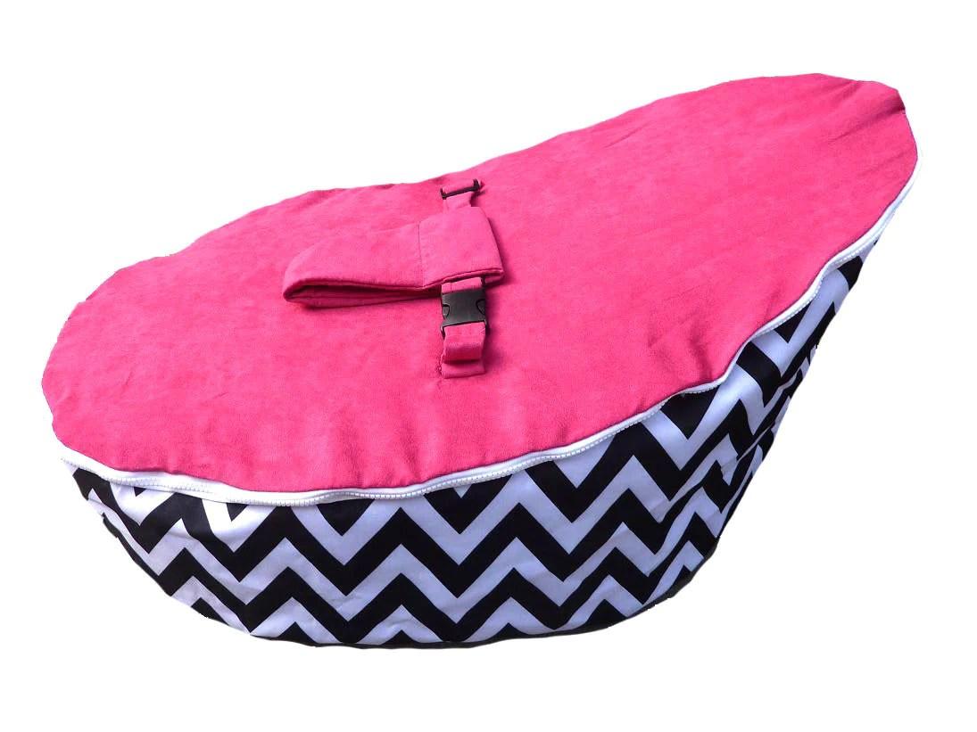 big lots bean bag chairs glider chair kijiji ottawa baby toddler pink chevron kids seat pod
