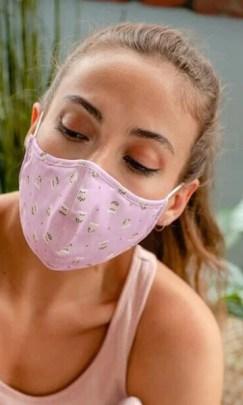 Smoko Pearl Baba Tea face masks