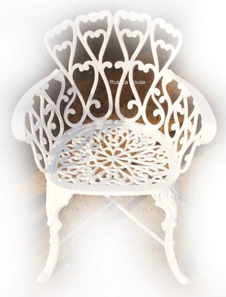 cast aluminum patio furniture from