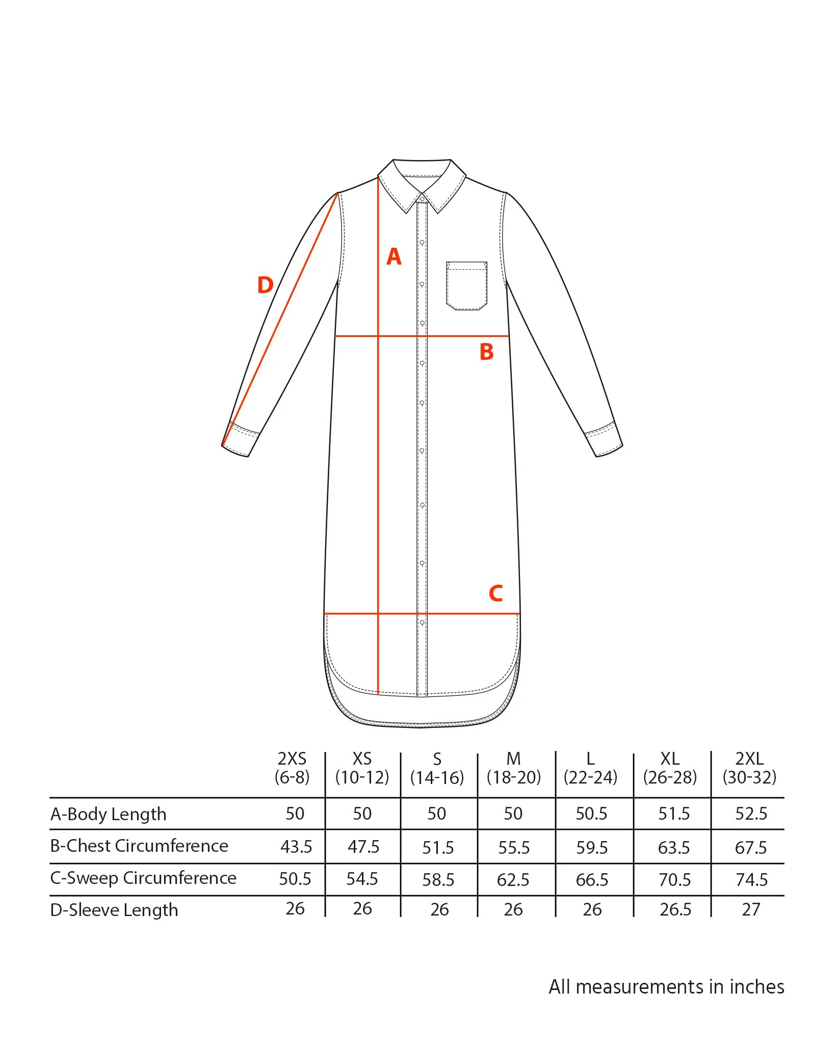 Product sizing guide also the georgia emerald universal standard rh universalstandard