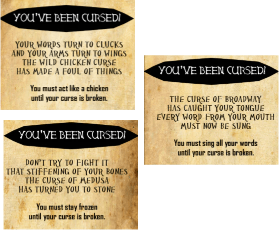 Survivor Edition Scavenger Hunt PartyGamesPlus