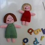 Creating Fridge Magnets Hand Sewing Project Ideas Flitterbee
