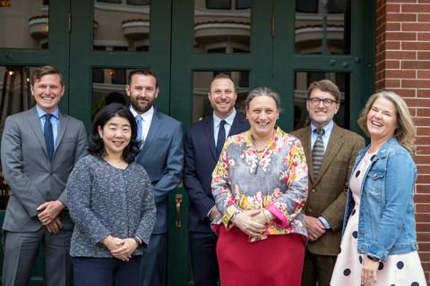 Sean Brownlee MIIS Middlebury Institute of International Studies Monterey California 2019 Alumni Achievement Award Winners