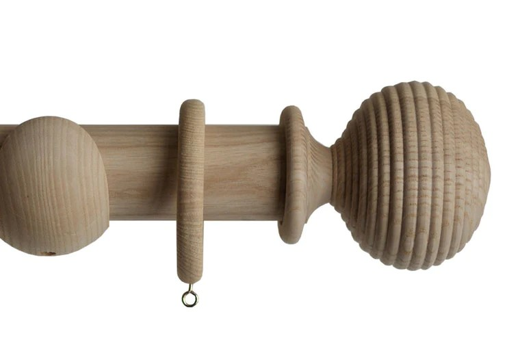 wooden curtain poles cope and timmins uk