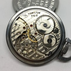 Pocket Watch Movement Diagram 2003 Ford Explorer Parts Railroad Grade Watches Explained The Vortic Blog Hamilton 992b