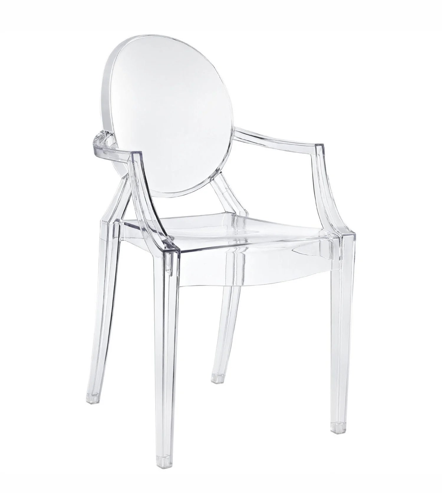 Plastic Clear Chair Acrylic Kristal Clear Arm Chair Kgt0004 Pc 099