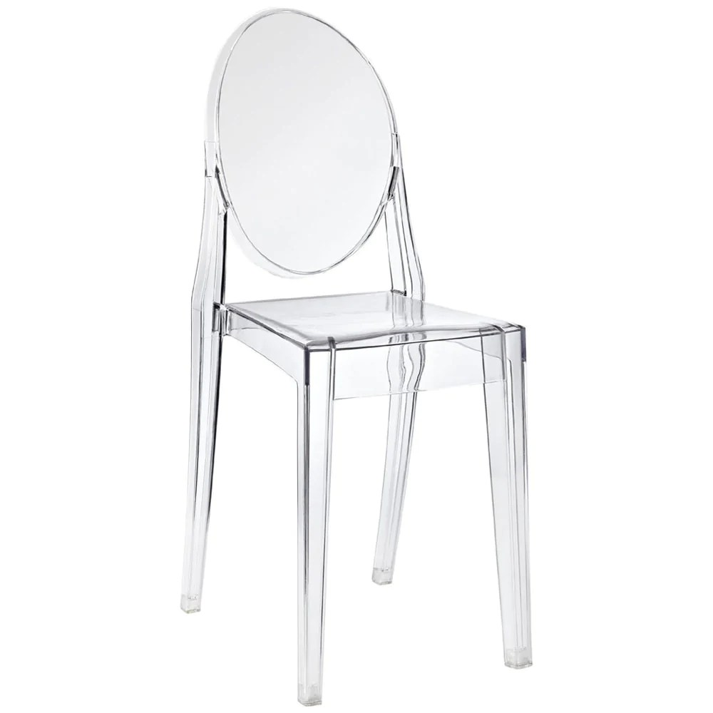 Plastic Clear Chair Acrylic Kristal Clear Chair Kvt0005 Pc 089