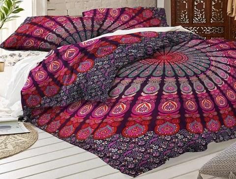 20 Inspiring Bohemian Bedding for Your Bedroom  Boho Chic