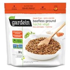Gardein GF Beefless Ground - 390g – VeganSupply.ca