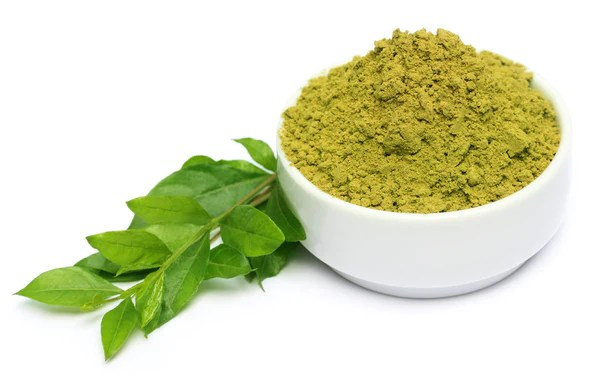 herbal henna & indigo mix hair