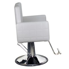 White Multi Purpose Salon Chair Exercises For Legs Deco Fab All Styling Aria Chairs