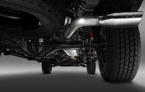 toyota yaris trd exhaust all new camry 2019 malaysia 3 5l 2016 2018 tacoma sherwood park parts